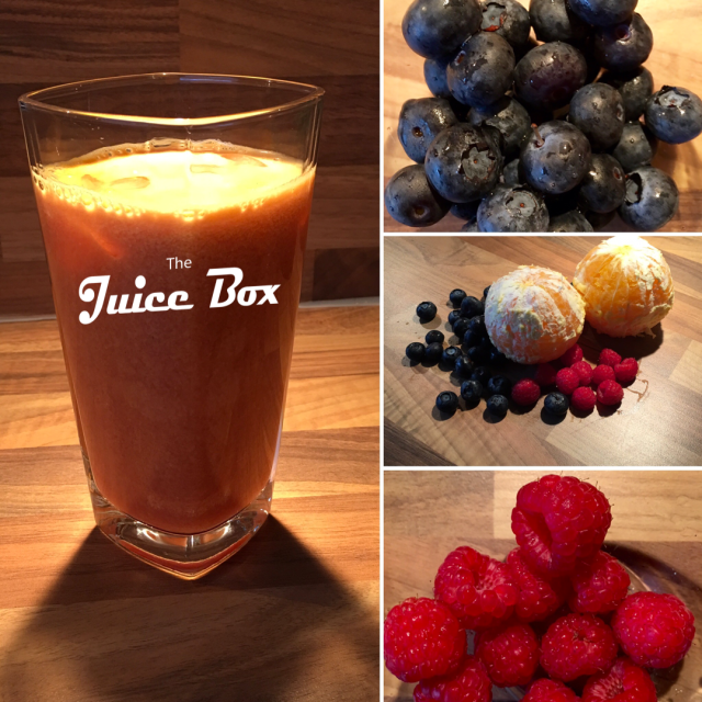 Beeren-Traum the-juice-box.de